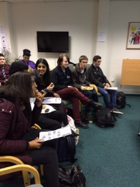 CYC Met With Future GenerationsCommissioner